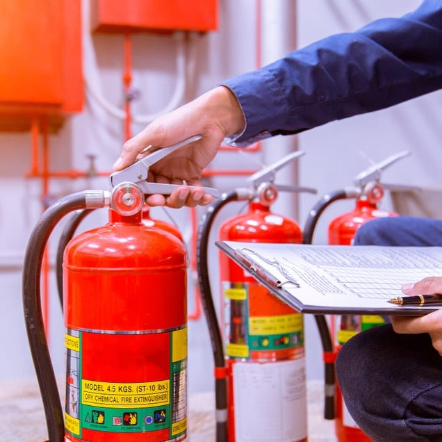 Fire Protection Service & Maintenance | Tiger Electrical | Sydney