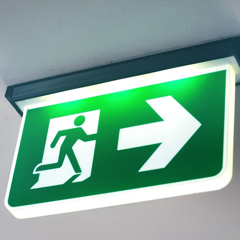 Emergency and Exit Light Testing | Tiger Electrical